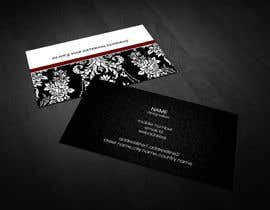 nº 13 pour Business Card Design for Catering Company par marvellogo