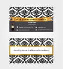 #30 for Business Card Design for Catering Company by preethamdesigns