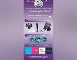 #230 untuk Help design a flyer for a Charity Lotto company oleh Designerjunnatul