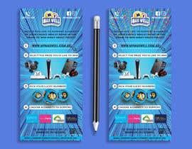 #192 untuk Help design a flyer for a Charity Lotto company oleh sazzadhossainsh2