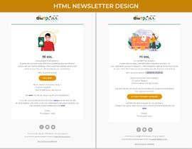 MynulPro tarafından Newsletter design için no 55