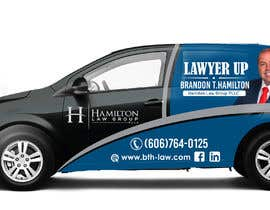 #82 , Design Professional Car Wrap for Lawyer 来自 dindinlx