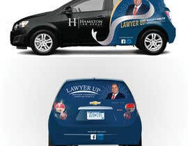 #86 for Design Professional Car Wrap for Lawyer by dindinlx