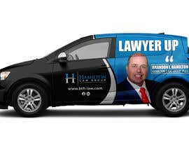 #95 , Design Professional Car Wrap for Lawyer 来自 raselcolors