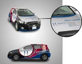 #84 for Design Professional Car Wrap for Lawyer by Rano1199