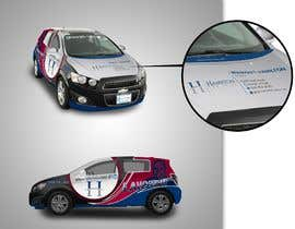 #85 for Design Professional Car Wrap for Lawyer by Rano1199