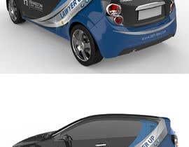 #107 สำหรับ Design Professional Car Wrap for Lawyer โดย banduwardhana