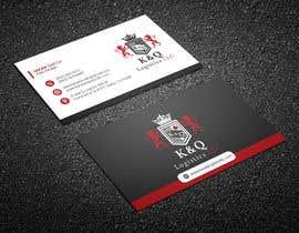 #69 for Business Card Design.... K and Q logistics LLC --- Logo Included by freelancershoha6