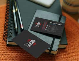 #196 for Business Card Design.... K and Q logistics LLC --- Logo Included by sshamsuddohaa