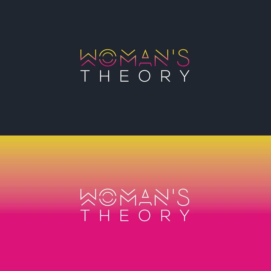 Inscrição nº                                         284                                      do Concurso para                                         I want a cool logo for my brand Women's Theory.