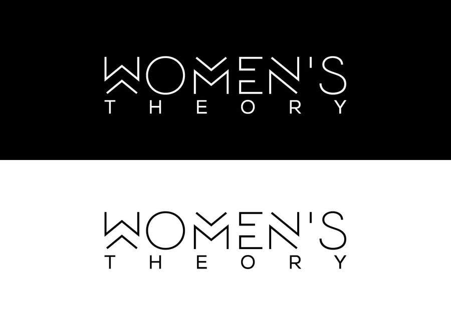 Inscrição nº                                         23                                      do Concurso para                                         I want a cool logo for my brand Women's Theory.