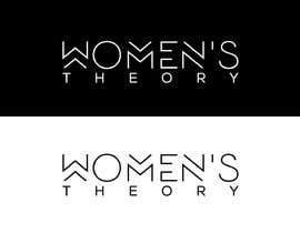 #23 para I want a cool logo for my brand Women's Theory. por shakender676