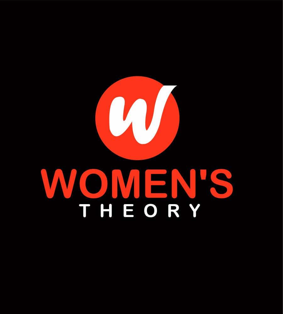 Inscrição nº                                         513                                      do Concurso para                                         I want a cool logo for my brand Women's Theory.
