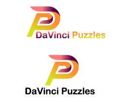 #118 for DaVinci Puzzles - LOGO + letter head + biz card by tanmoydatto17