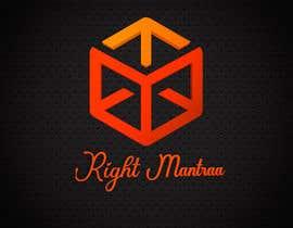 Jayesh432 tarafından need a logo for our new brand 'RightMantraa' için no 17