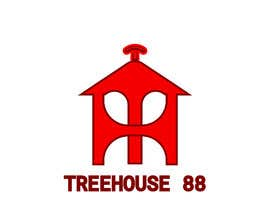 #723 for LOGO Design - TREEHOUSE 88 - (Family Entertainment Center and Food Court) by AYOUBARDOUN