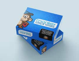 #152 for DESIGN A SHIPPING BOX by trtanim007