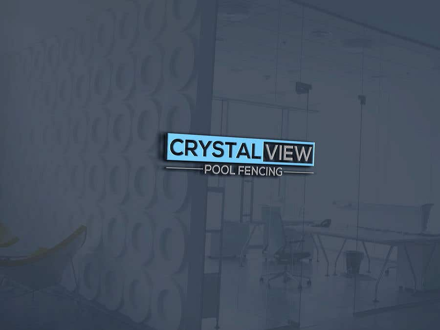 Contest Entry #                                        18                                      for                                         New Business Logo - Crystal View Pool Fencing