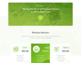 #43 для Homepage mockup for digital agency that serves nonprofits - DESIGN ONLY от dilshanzoysa