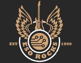 samiabaly116 tarafından Design a Rock and Roll Company Logo için no 246