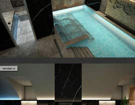 #18 para 3D rendering for a Hotel's Wellness Area por sercevik