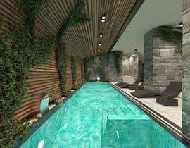 #16 para 3D rendering for a Hotel's Wellness Area por omerglf