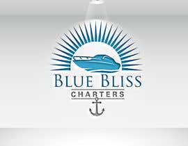 #128 for New Logo for Pontoon Boat Charters - Blue Bliss Charters af Taslijsr