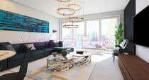 Apartment interior design için Building Architecture38 No.lu Yarışma Girdisi