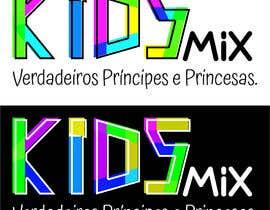 #20 para Fazer o Design de um Logotipo = Kids Mix por matheusbatista