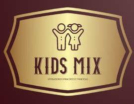 #12 para Fazer o Design de um Logotipo = Kids Mix por mariotandala2020