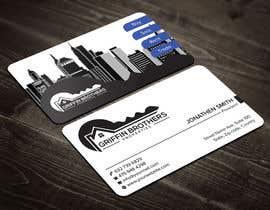 #964 для business card design от ramzanislam