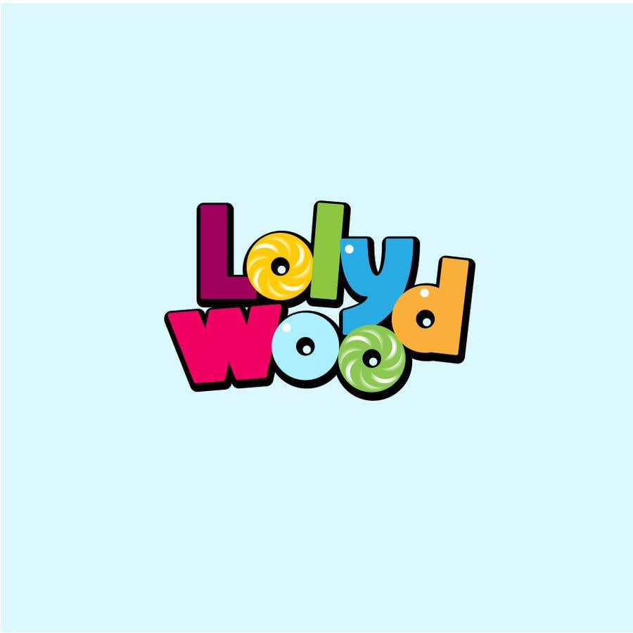 Penyertaan Peraduan #                                        95                                      untuk                                         LOLLYWOOD LOGO DESIGN