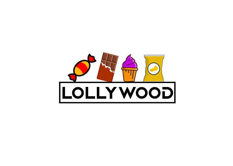 Penyertaan Peraduan #                                        17                                      untuk                                         LOLLYWOOD LOGO DESIGN