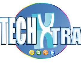 #40 para Logo Design for TechXtra por alidicera