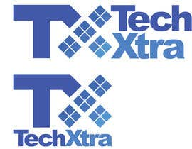 #45 para Logo Design for TechXtra por stanbaker