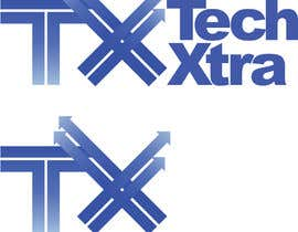 #48 para Logo Design for TechXtra por stanbaker