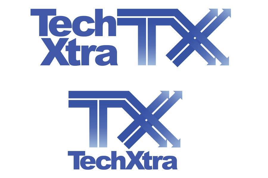 Bài tham dự cuộc thi #                                        51                                      cho                                         Logo Design for TechXtra