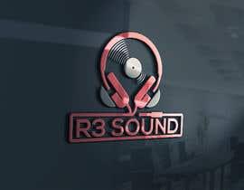 Nro 220 kilpailuun LOGO DESIGN for R3 Sound käyttäjältä ra3311288