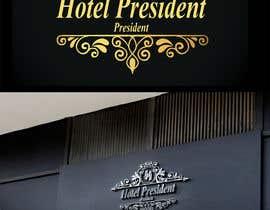 #19 untuk Creative Logo for Hotel President oleh abbadhan55