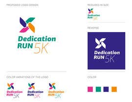 #153 untuk Design a Logo for Dedication Run oleh DependableEngine