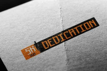 #208 pentru Design a Logo for Dedication Run de către ekanshnigam