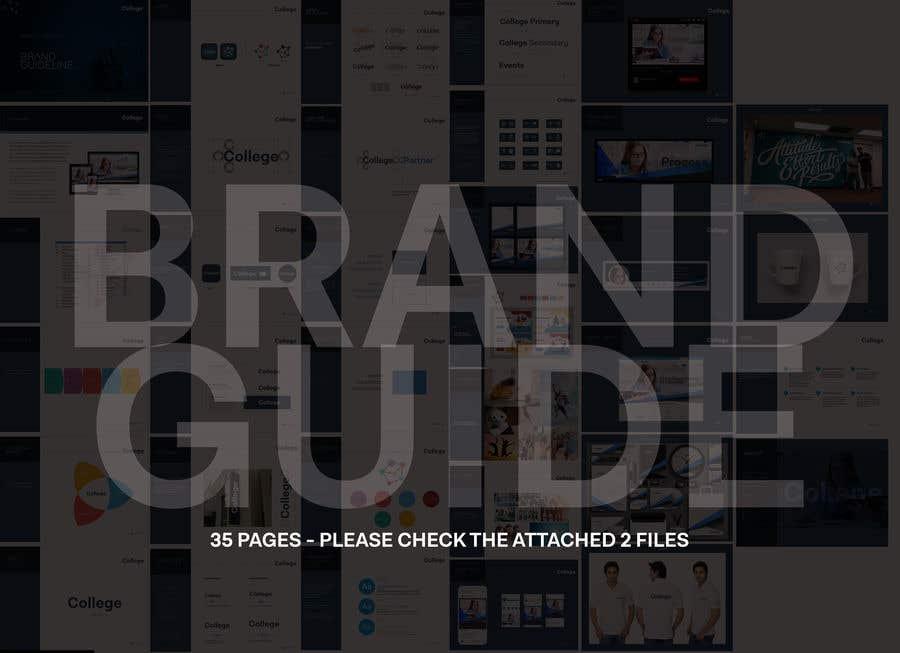 Penyertaan Peraduan #                                        286                                      untuk                                         Complete Brand Book, Company Design Guideline
