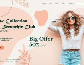 #3 for BRAND Shopify Store Theme and Social Media Co-Branding by tajkiyanijami