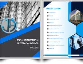 #13 for Corporate Profile Design needed, Should be Elegant and professional only. af Summitbdn