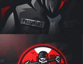 #49 untuk Logo for Gaming / Streamer - Skeleton, Logo, Baseball Bat, Rocker, Sons of Anarchy like oleh marvinbaldemor36