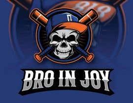 #60 untuk Logo for Gaming / Streamer - Skeleton, Logo, Baseball Bat, Rocker, Sons of Anarchy like oleh khshovon99
