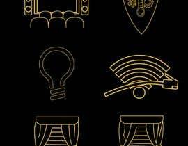 #29 для Design 5 icons от sirazulrayhan