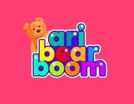 #6 untuk Logo creation for child's YouTube channel, similar to 'Ryan's toy review' and 'Janet and Kate'. This will be a PRIVATE YouTube channel. The account name will be AriBearBoom. Account for mostly playing video games. Needs to be fun, bright and colourful. oleh MikeDS99