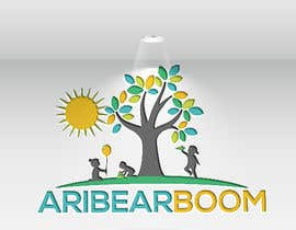 #36 untuk Logo creation for child's YouTube channel, similar to 'Ryan's toy review' and 'Janet and Kate'. This will be a PRIVATE YouTube channel. The account name will be AriBearBoom. Account for mostly playing video games. Needs to be fun, bright and colourful. oleh mdidrisa54