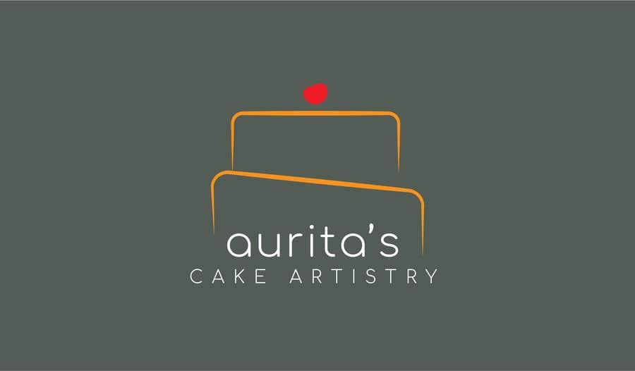 Inscrição nº                                         42                                      do Concurso para                                         Need logo, label with logo, ingredient label, mini cake sticker & fridge magnet design.